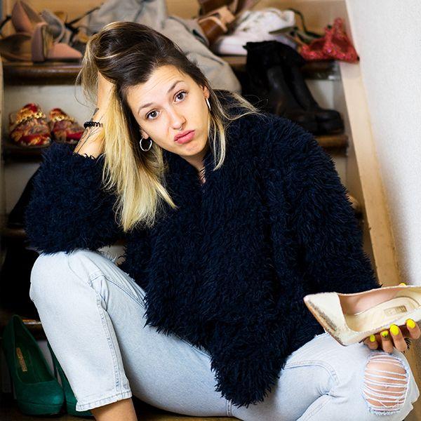 Lisa Christ • Ich brauche neue Schuhe