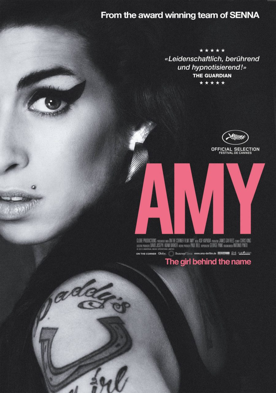 AMY – THE GIRL BEHIND THE NAME