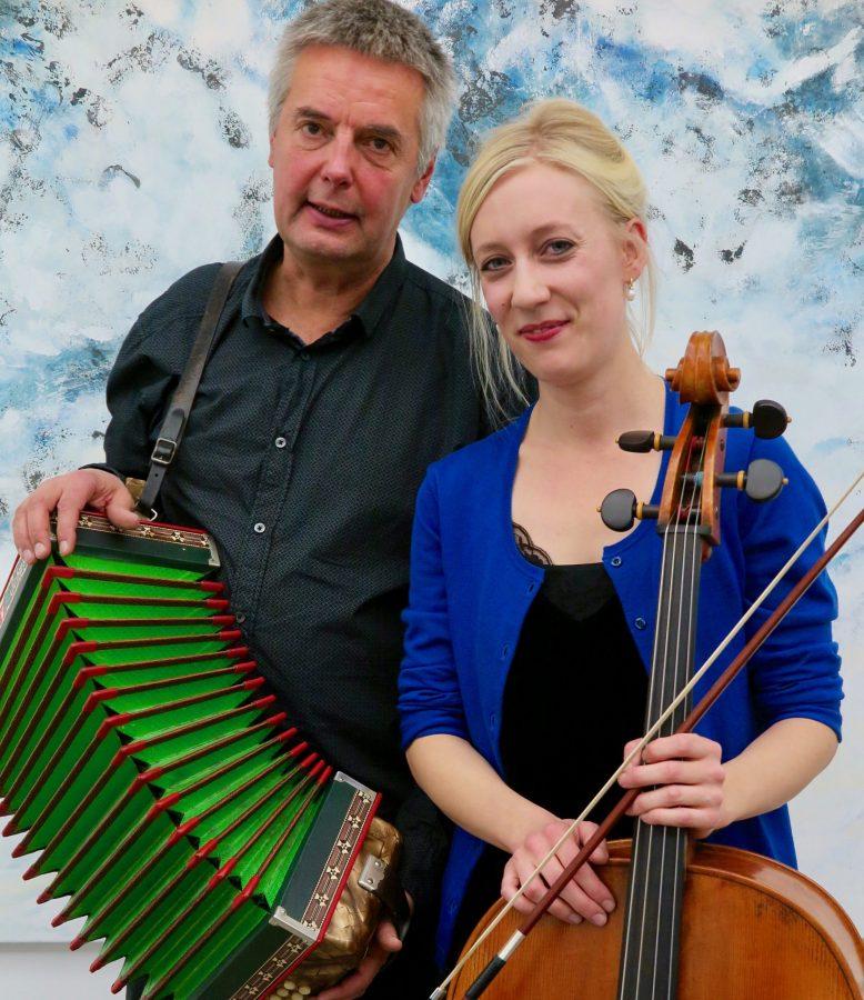 Albin Brun und Kristina Brunner