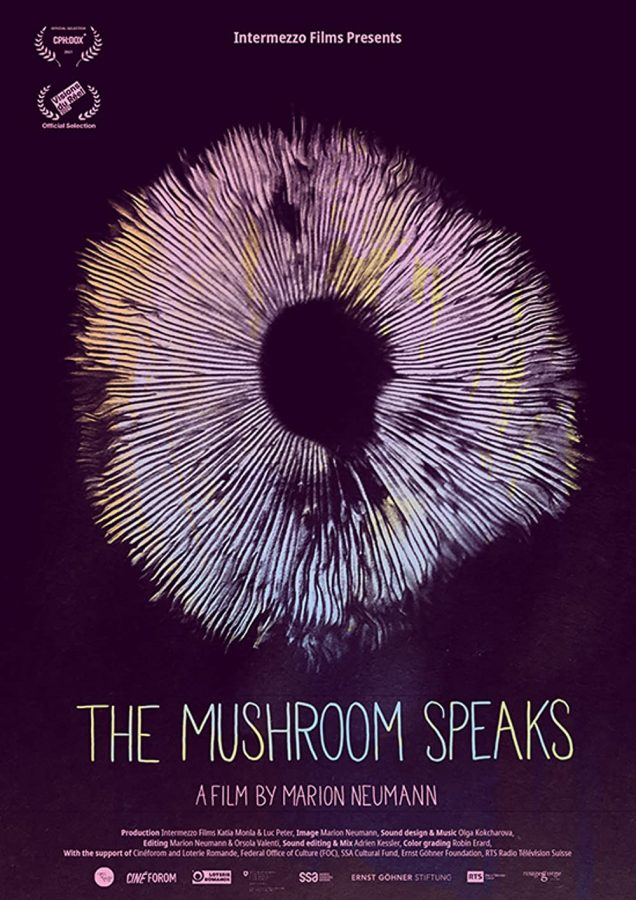 THE MUSHROOM SPEAKS